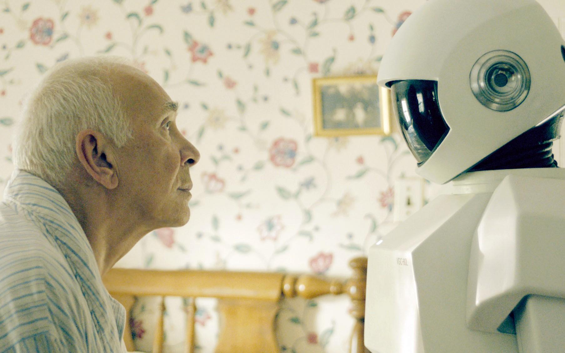 Caregiving Robots