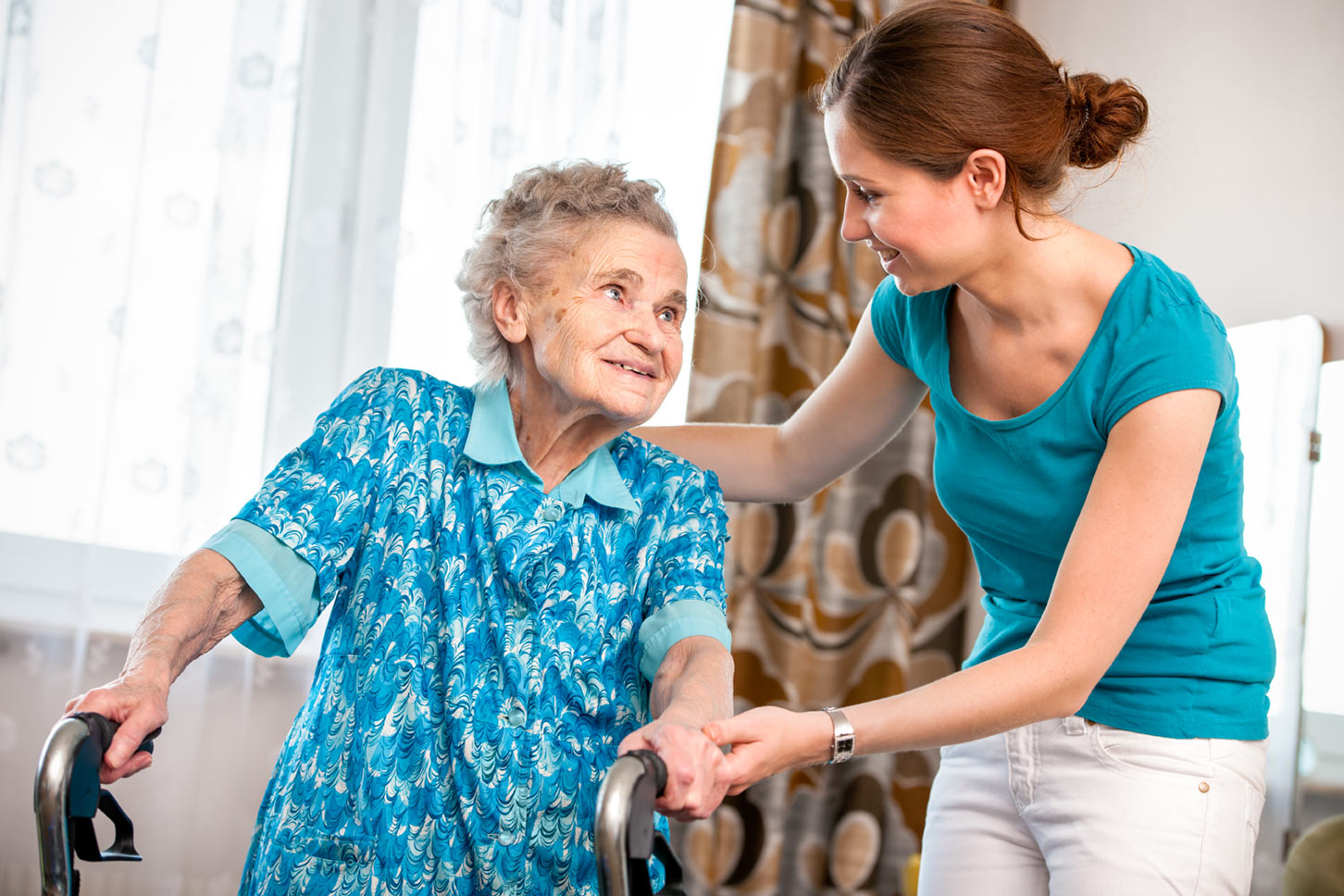 Advantages to Professional In-Home Eldercare